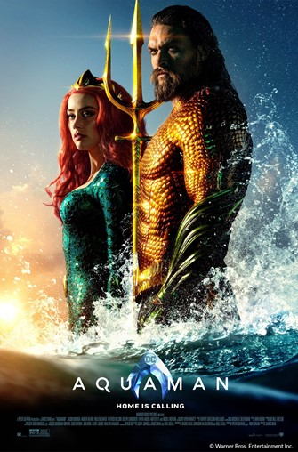 Movie Matinee: Aquaman (2018)