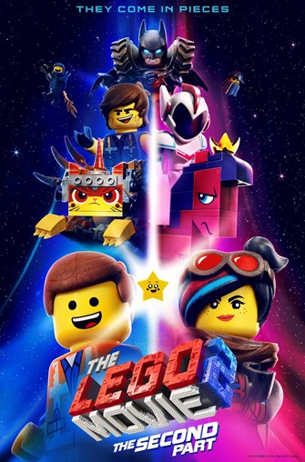 Movie Marathon: The Lego Movie 2 (Sensory & Family Friendly)