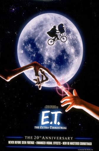 Movie Matinee: E.T. The Extra-Terrestrial