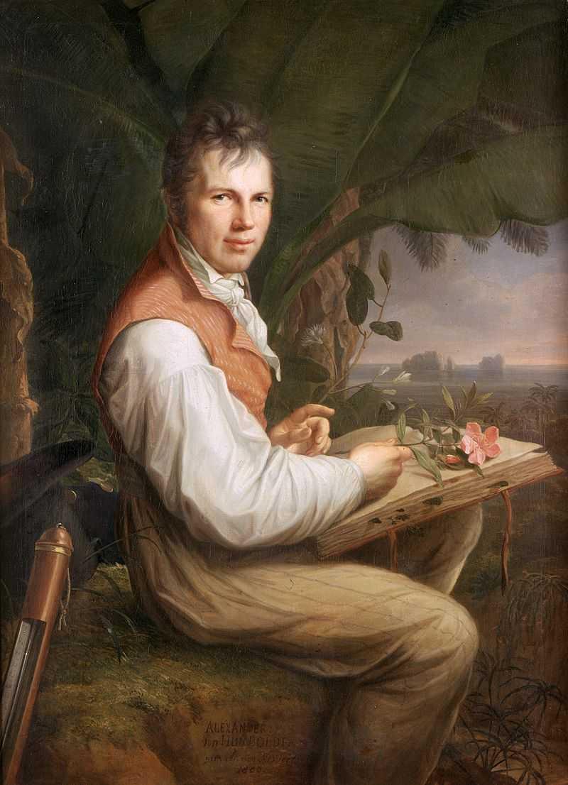 HRPS: Alexander von Humboldt – The Forgotten Scientist
