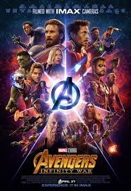 Movie: Avengers Infinity War (2018)
