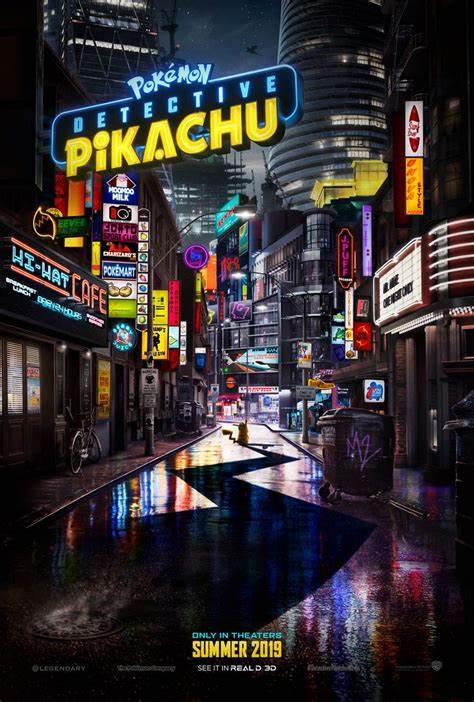 Movie Marathon: Pokemon Detective Pikachu (Spanish Subtitles)