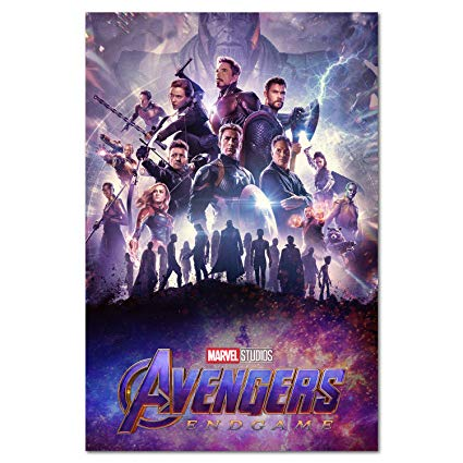 Movie Matinee - Avengers Endgame - SPECIAL TIME!