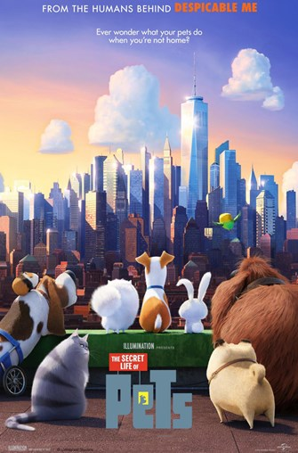 Movie Marathon: The Secret Life of Pets (Spanish Subtitles)
