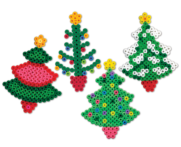 Holiday Perler Beads