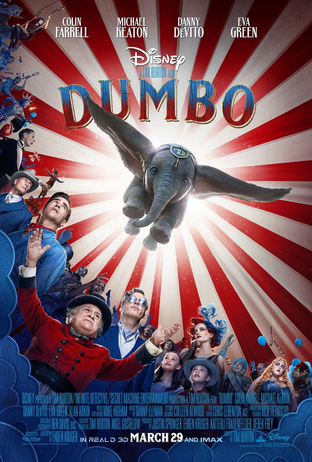 Movie Matinee - Dumbo (2019)