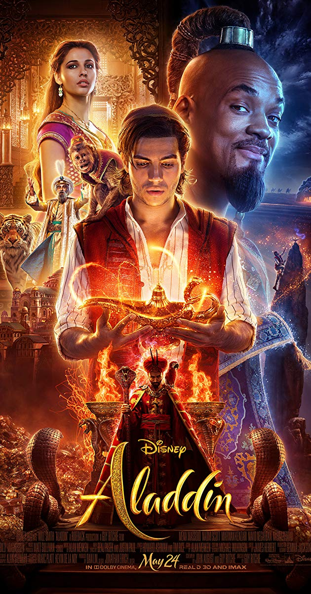 Movie Matinee - Aladdin (2019)