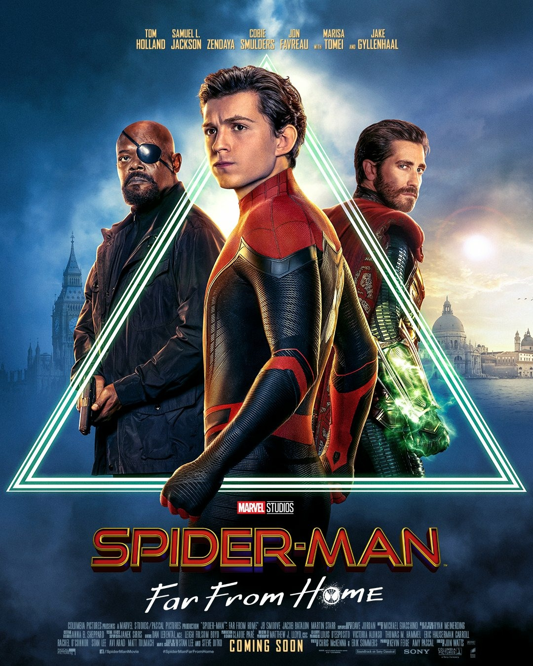 Movie Matinee - Spider-Man: Far From Home (2019)