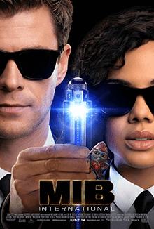 Movie Matinee - Men In Black:  International (2019)