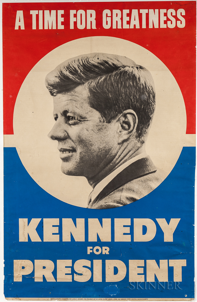 Special Saturday Craft - Presidential Campaign Posters