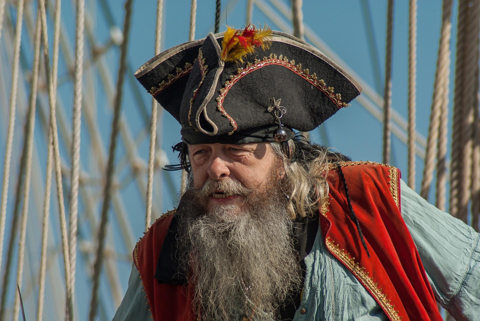 1st Saturday Fandango: Pirate-Palooza!