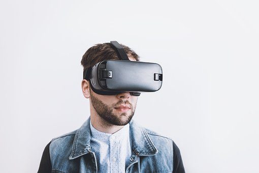 VR at the Library