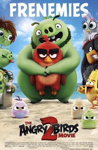 Movie Marathon: The Angry Birds Movie 2 (English)