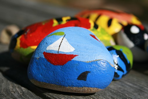 Family Program: Painted Rocks
