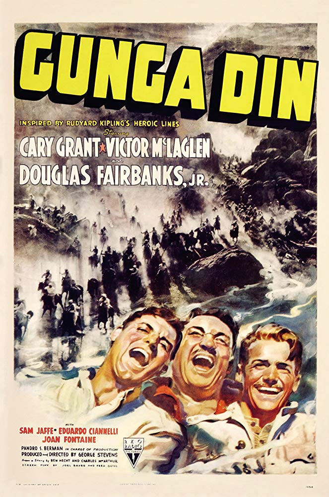 Film Classics: Gunga Din