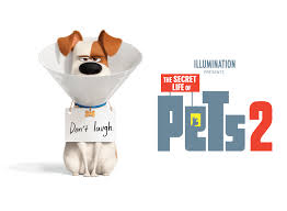Movie Matinee: Secret Life of Pets 2 (2019)