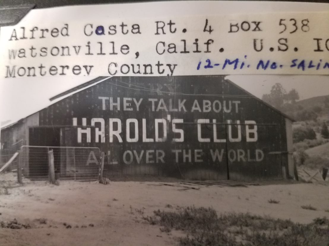 Historic Reno Preservation Society presents: Harold's Club – World's Largest Casino