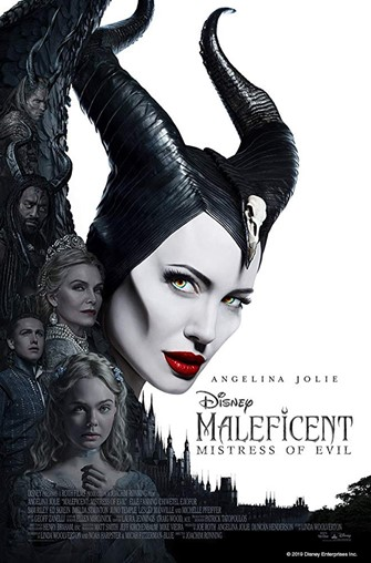 Movie Marathon: Maleficent: Mistress of Evil (Spanish Subtitles)