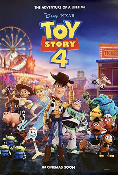 Movie Matinee - Toy Story 4