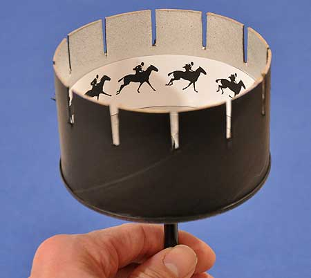 STEAM Thursdays - Zoetrope - Make Your Own Movie!