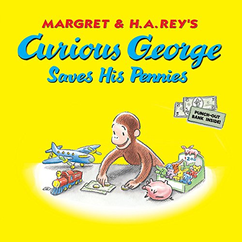 STEAM Saturdays - Channel 5 PBS presents Curious George saves his Pennies