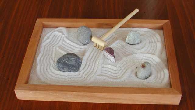 STEAM Thursdays - Miniature Zen Garden