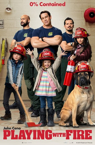 Movie Marathon: Playing with FIre (Sensory & Family Friendly)