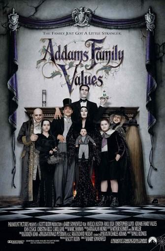 Movie Matinee: Addams Family Values