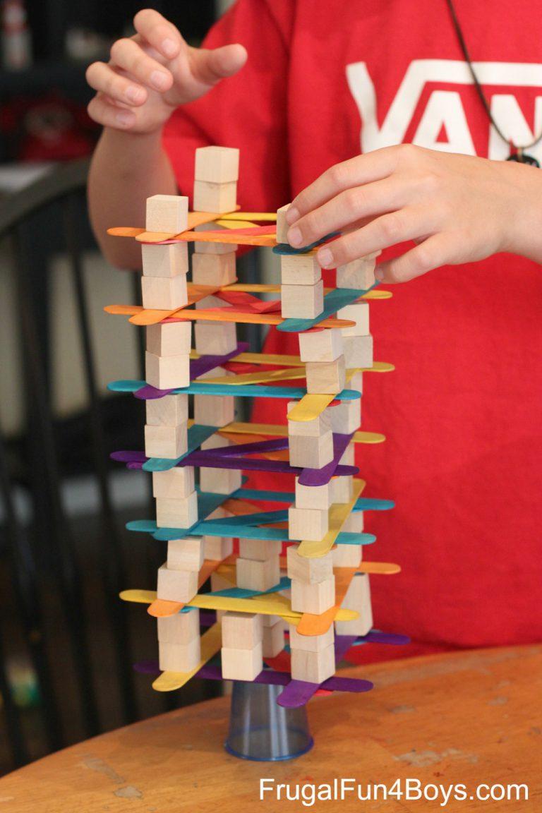 STEAM Thursdays - Engineering Challenge