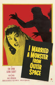 Film Classics Artown Series: Classic Monsters From Outer Space: I Married A Monster From Outer Space