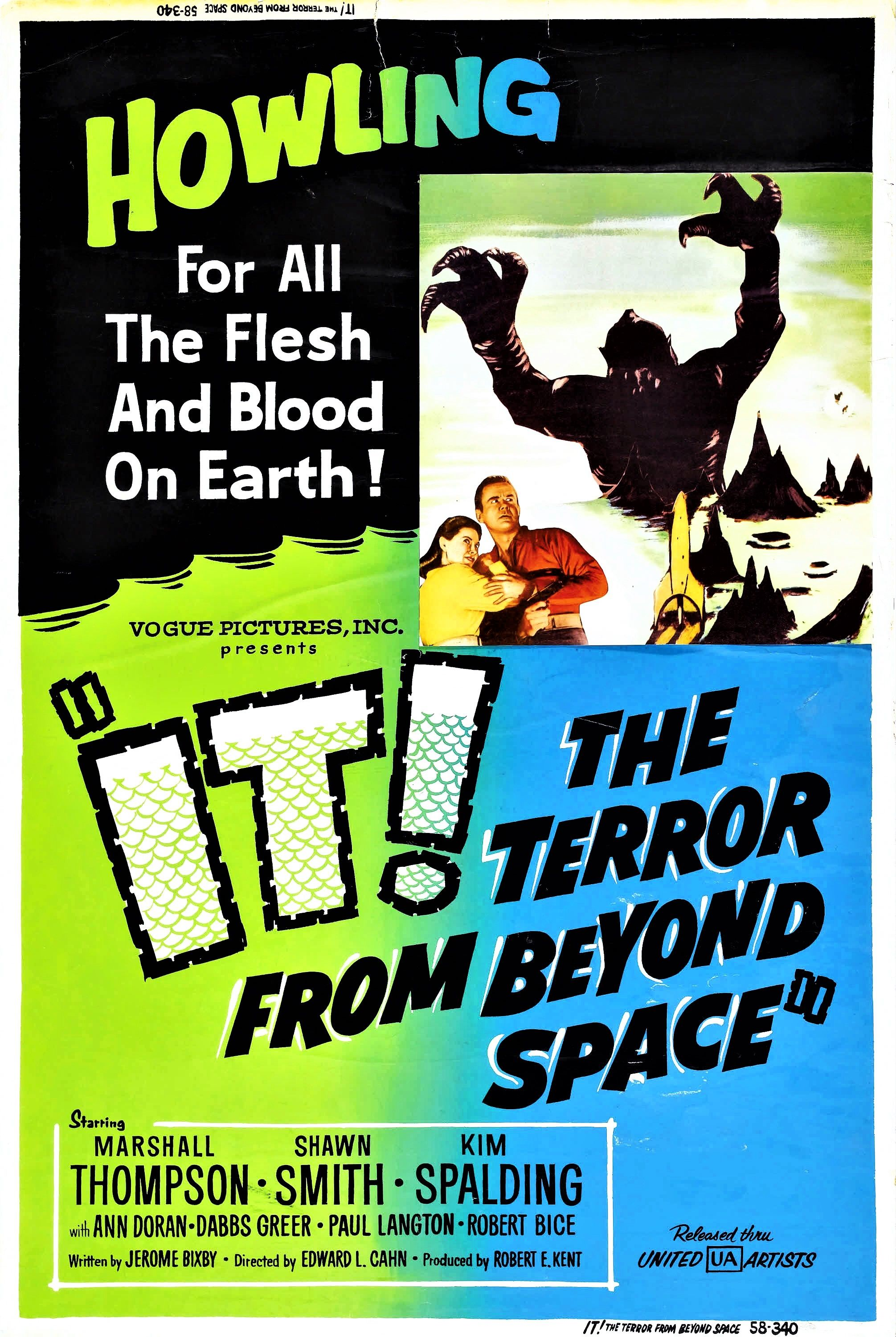 Film Classics Artown Series: Monsters From Outer Space: It the Terror From Beyond Space