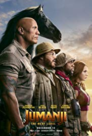 Movie Marathon - Jumanji: The Next Level (Spanish Subtitles)