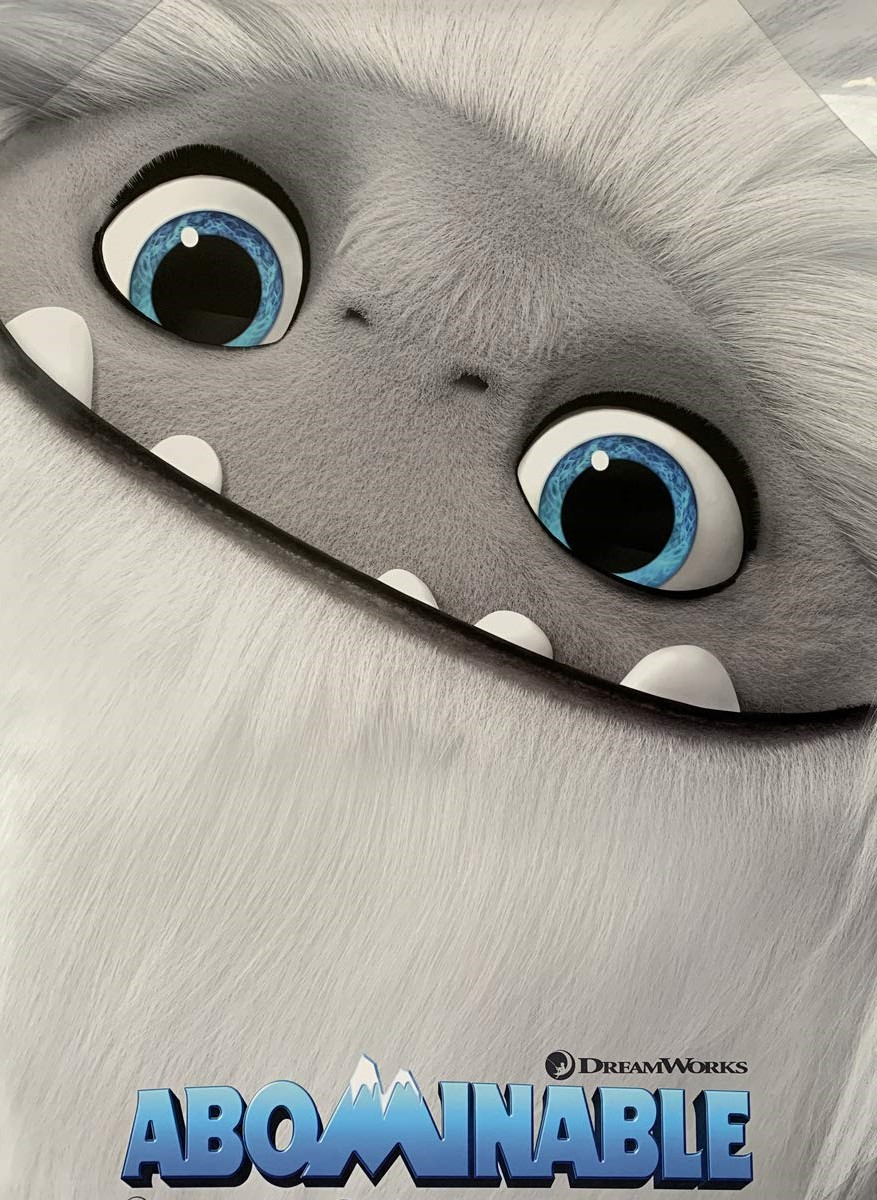 Super Saturday! Movie Matinee - Abominable (2019)
