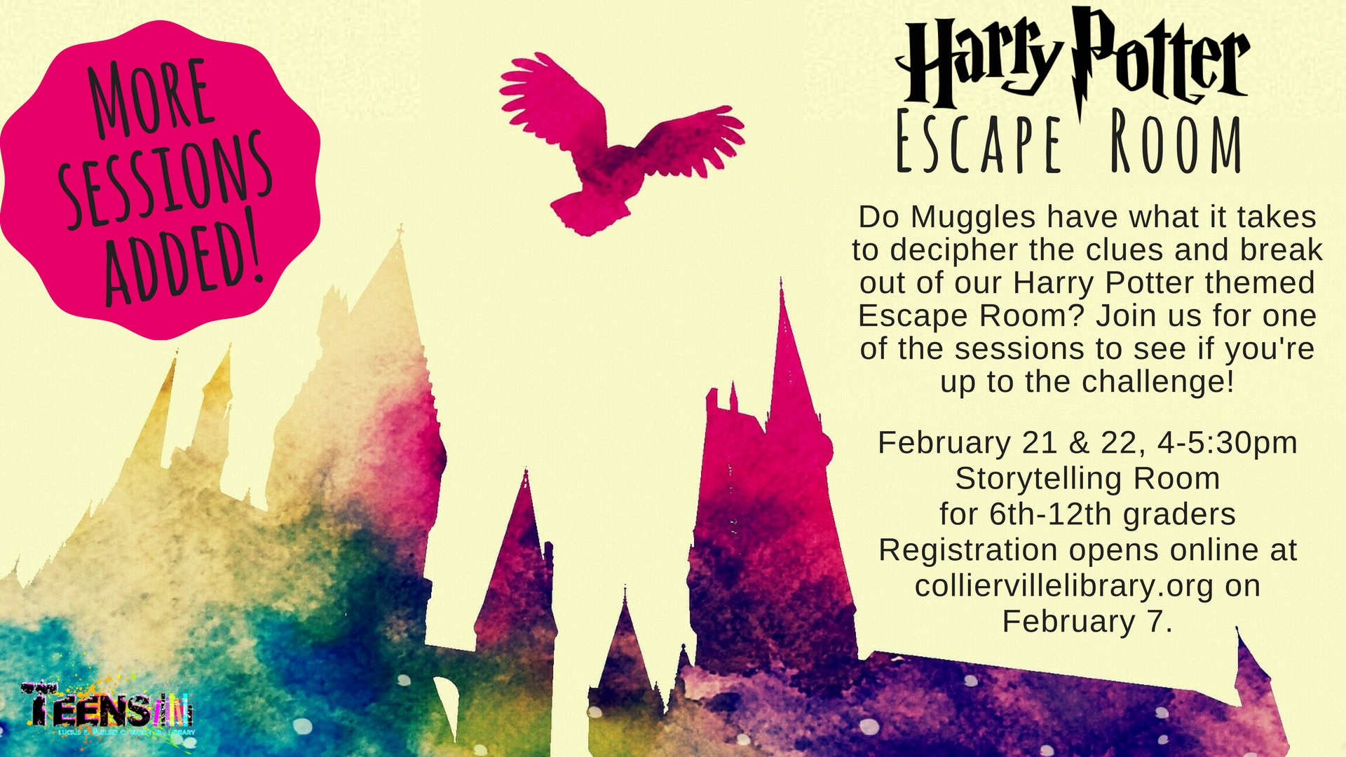 Harry Potter Escape Room