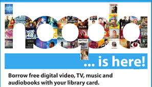 Drop In Training for Hoopla--the library's latest electronic resource