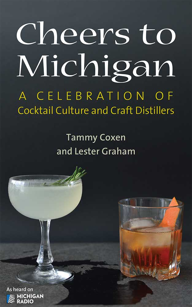 Cheers to Michigan Author Visit and Tasting