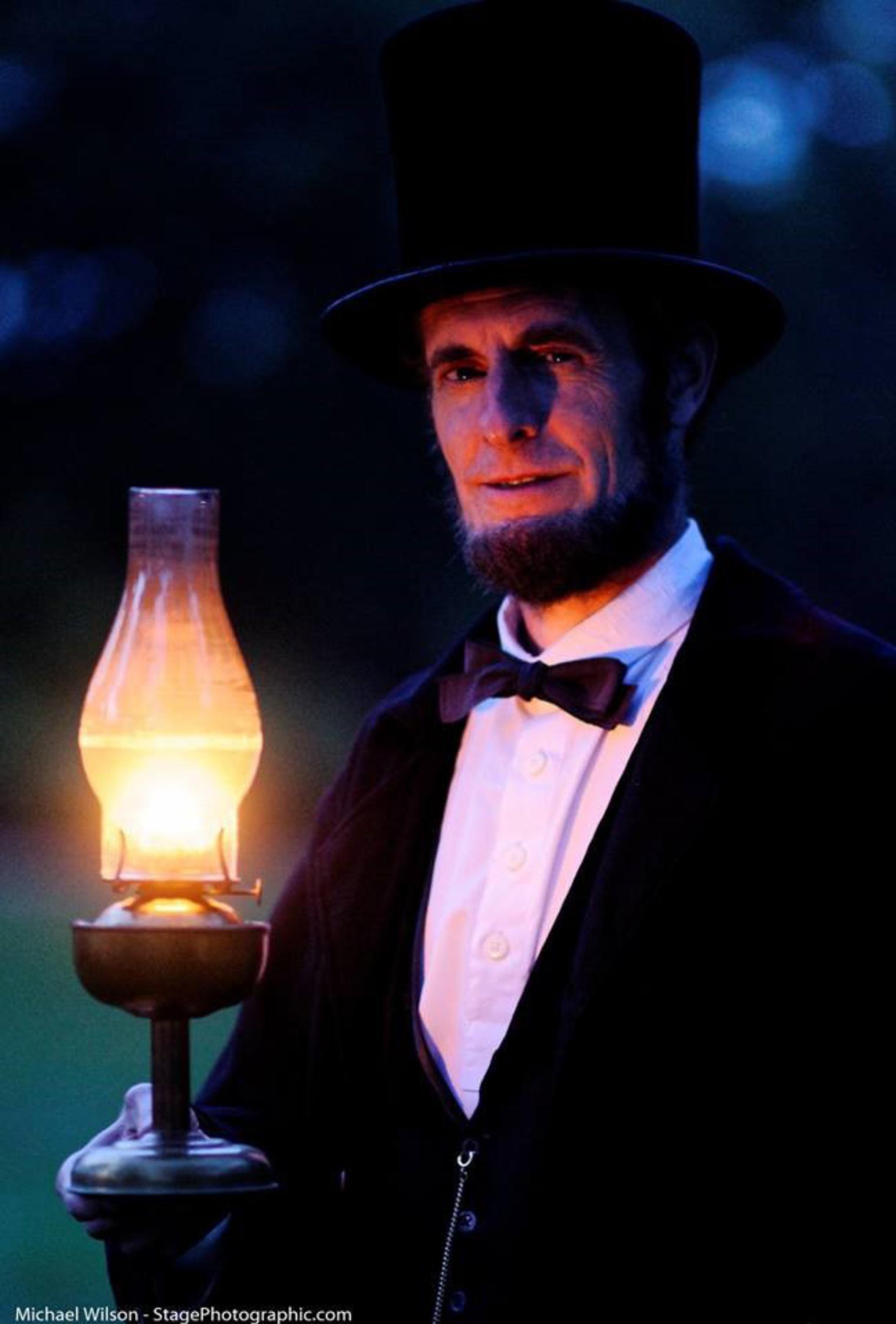 Lincoln as Story Teller ONLINE