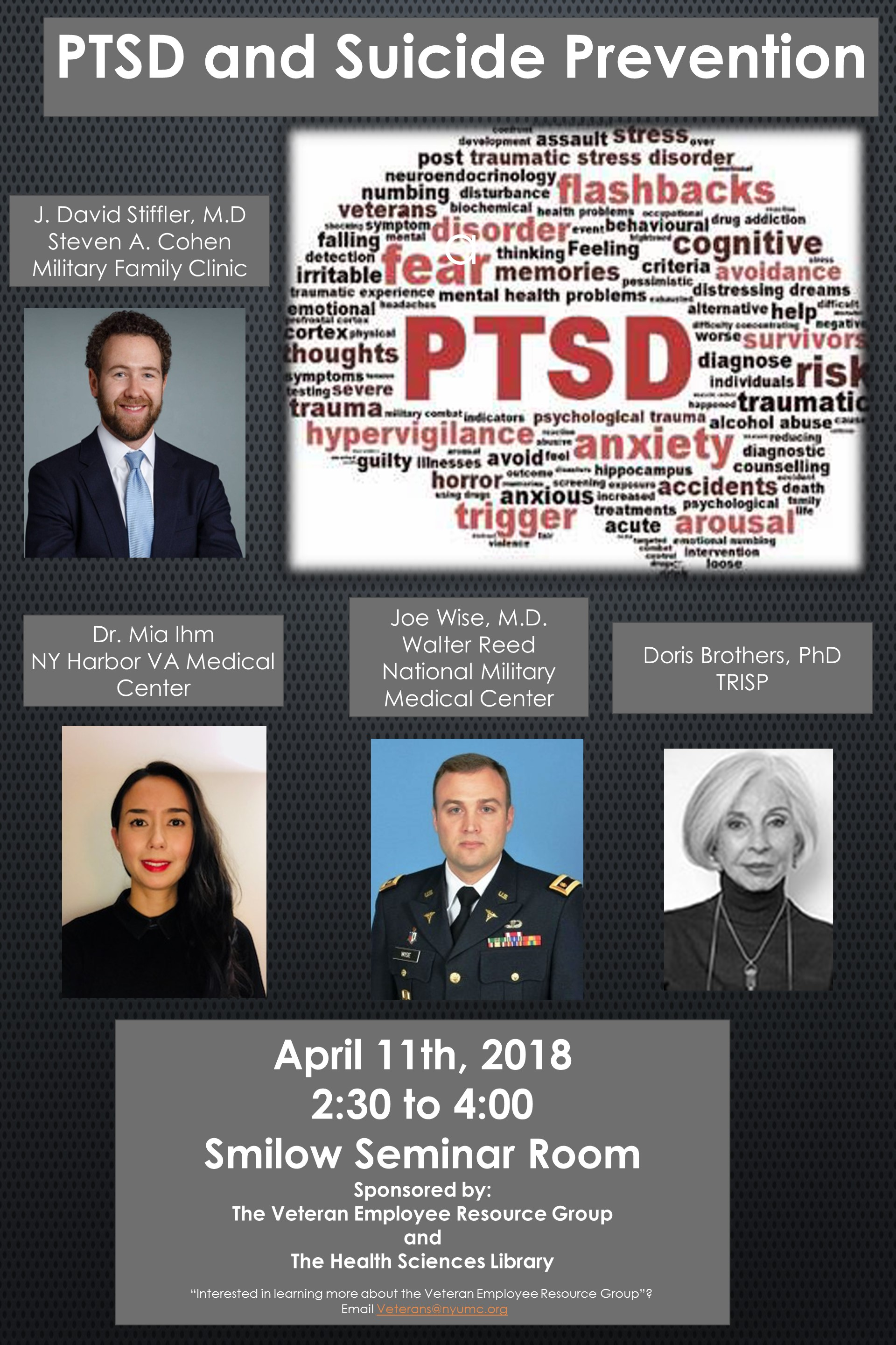 PTSD & Suicide Prevention Lecture
