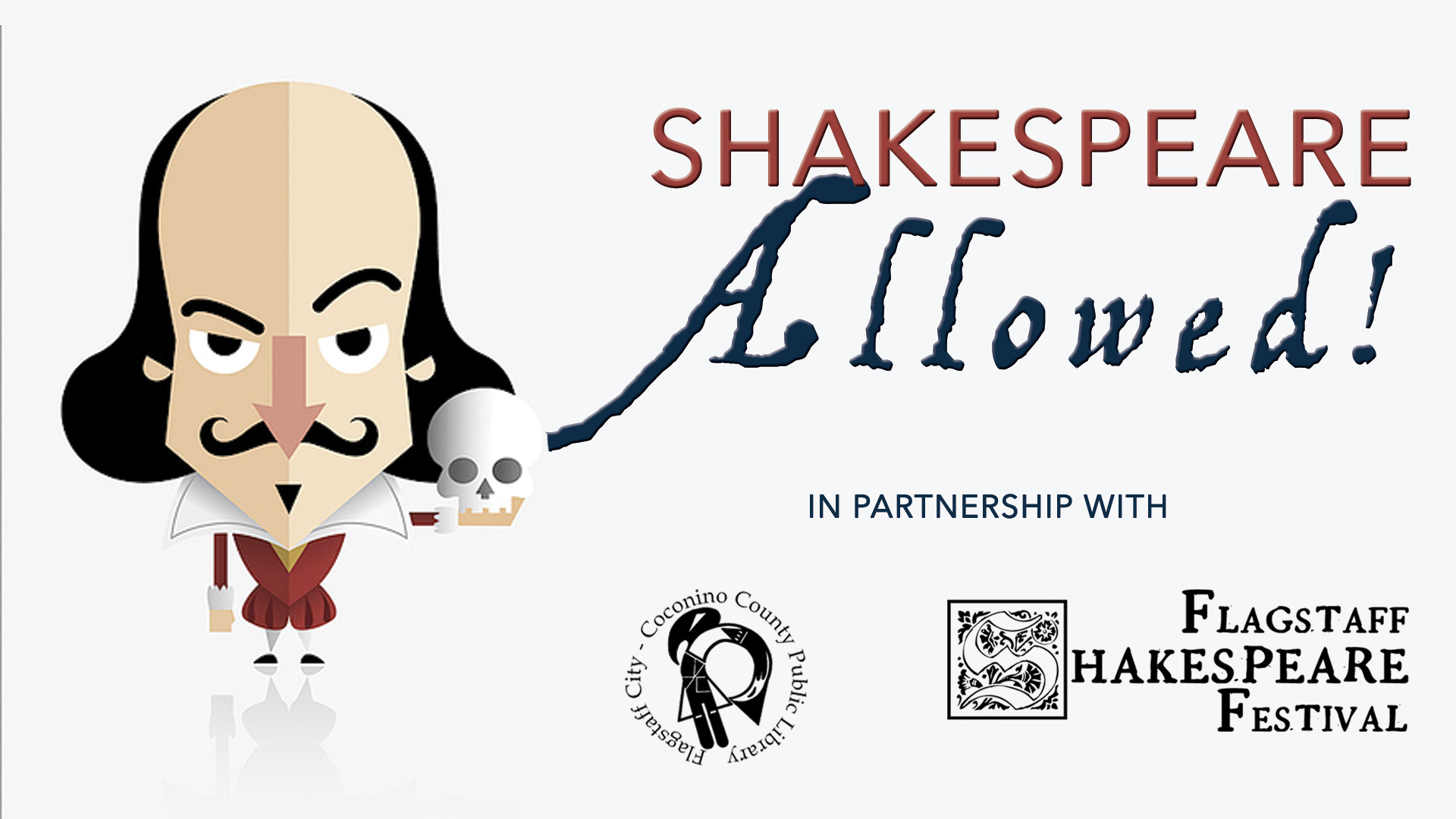 Shakespeare Allowed!