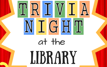 Winter Raider Welcome: Trivia Night at the Library