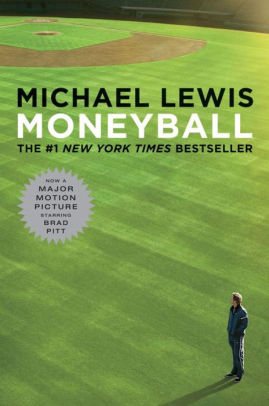 """Libraries Book Discussion Series - """"MoneyBall"""""""