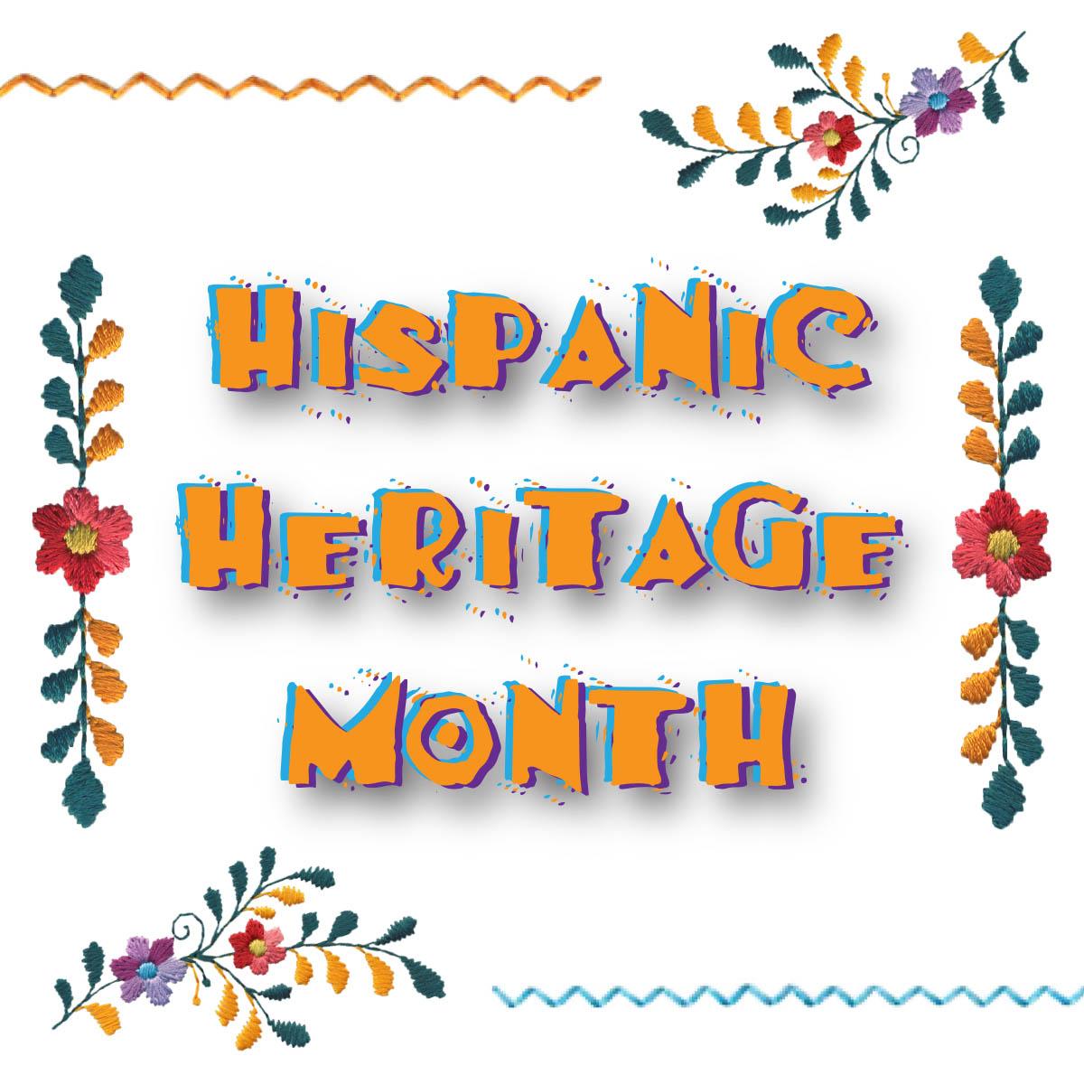 Hispanic Heritage Month Lecture