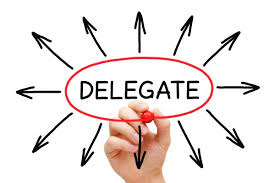 Delegation-- Deliver the Results the First Time