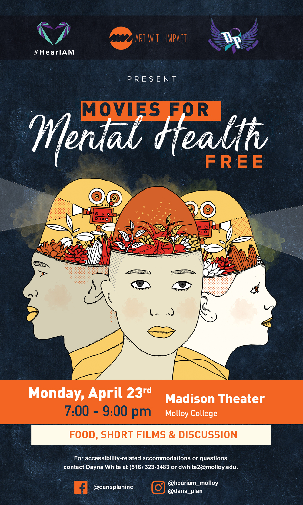 FREE! Movies for Mental Health