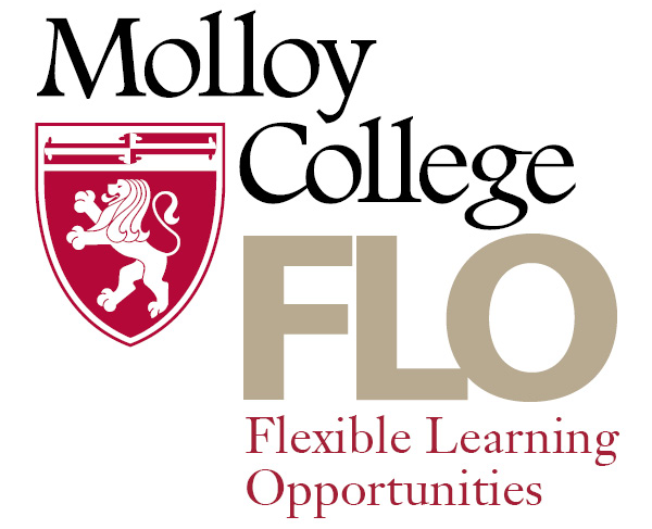 Get with the FLO: Online/Hybrid Learning and Degree Completion at Molloy College