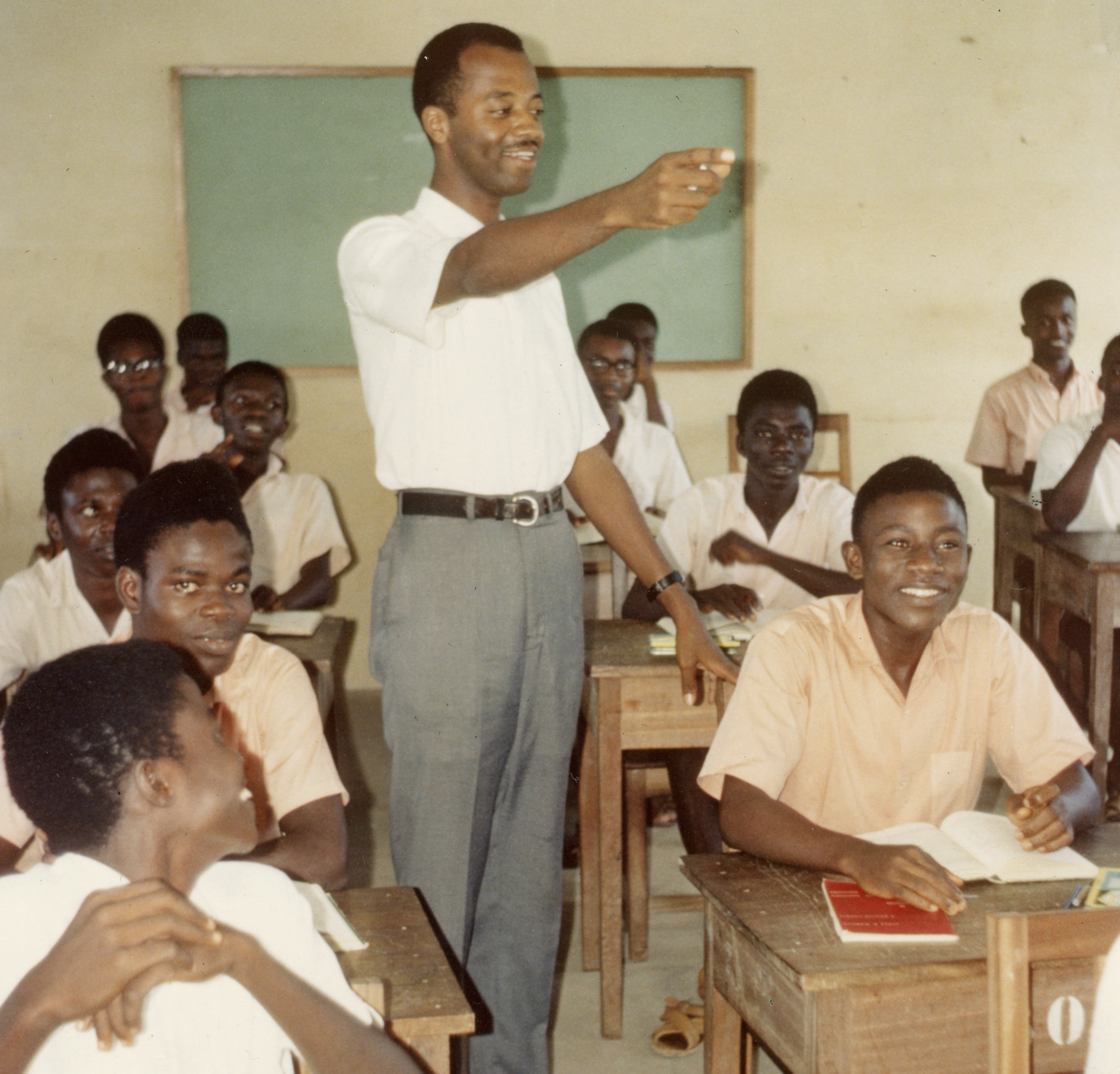 A Decade of Service: The Teachers for West Africa Program, 1962-1972