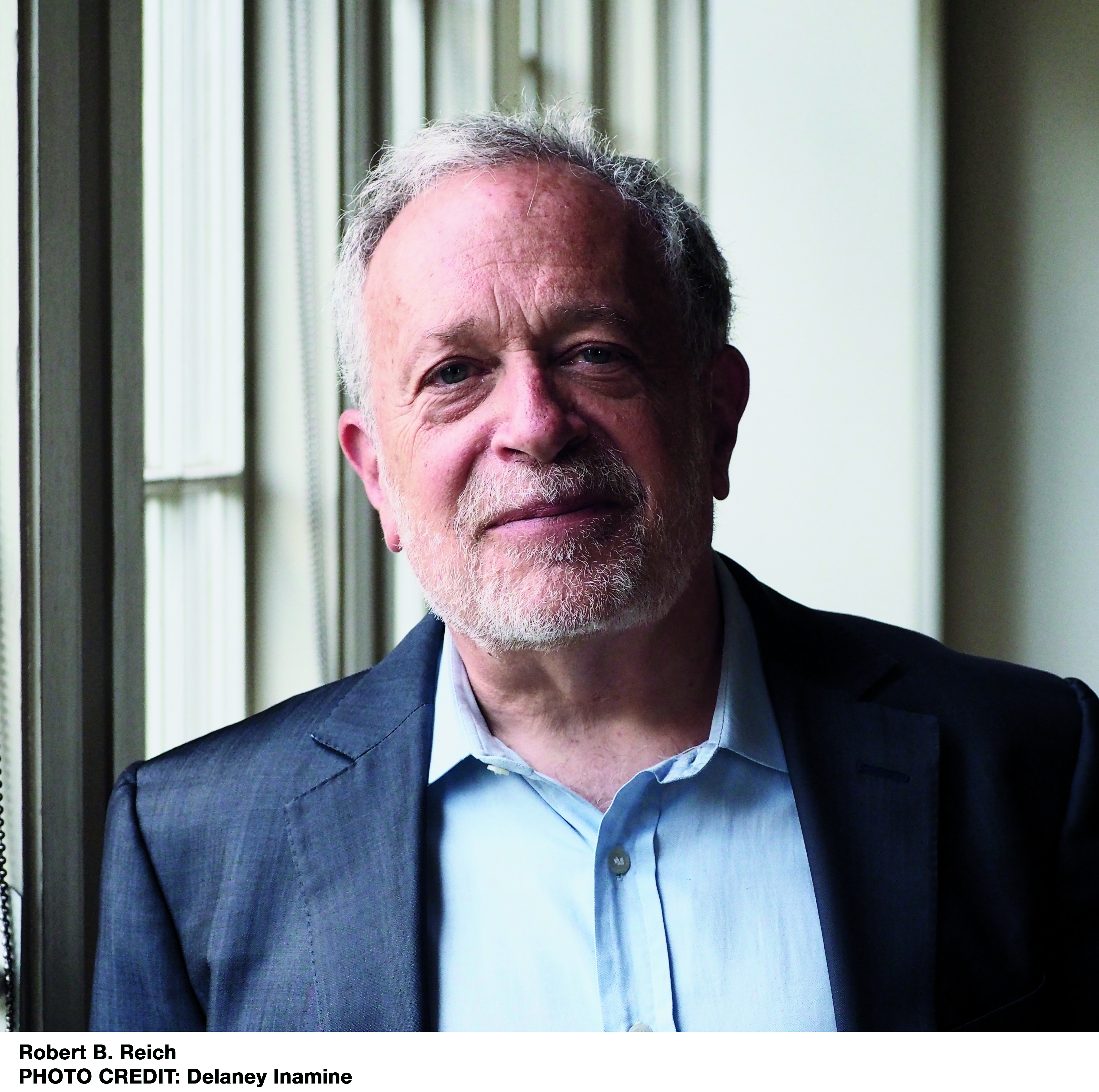 Virtual: Robert Reich, The System, Who Rigged It, How We Fix It.