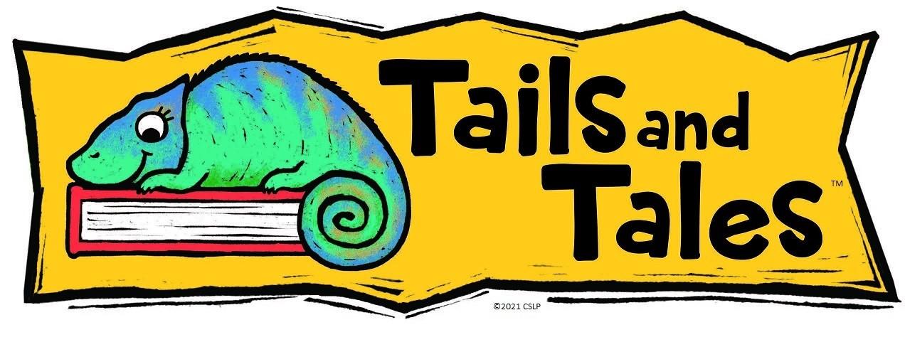 Tails & Tales 2021 Summer Reading Program Begins!