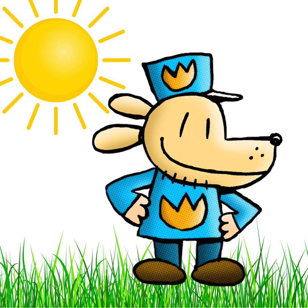 Dog Man Days of Summer