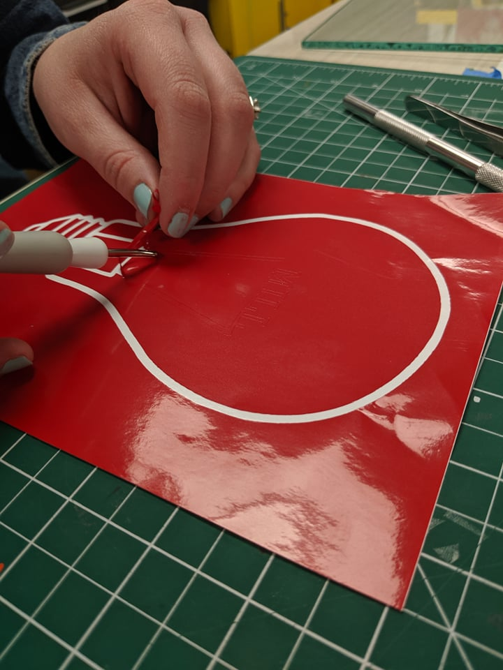 Introduction to Vinyl Cutting